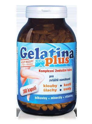 Gelatina Plus